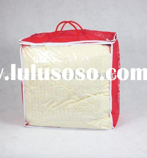 High quality plastic quilt package bag