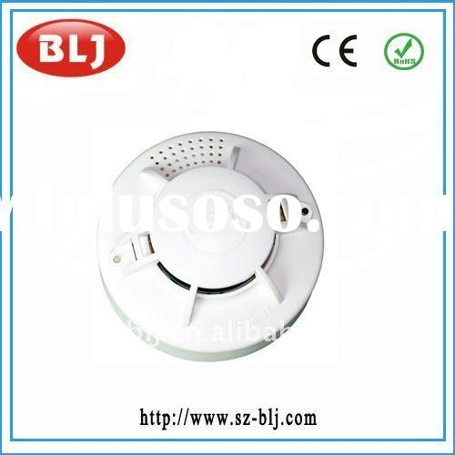 High quality wireless electronic Smoke detector alarm