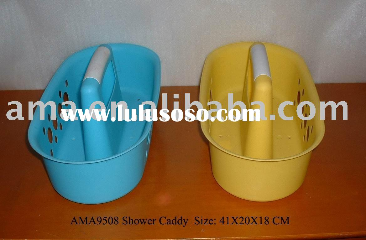 Hot Sale Plastic Commodity Shower Caddy