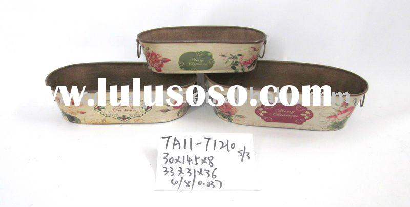 Hot Sales Item & Home Decorative Products& Metal Pot