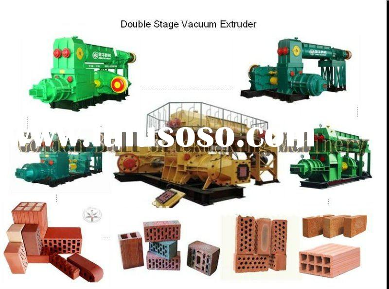 Hot poducts clay Brick Making Machine