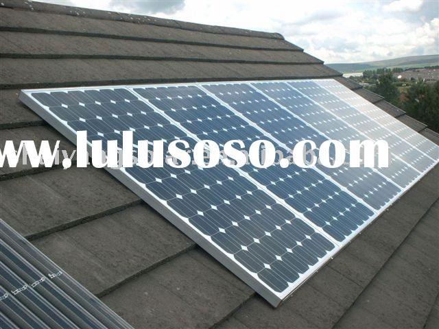 Hot sale 240 watts Mono Crystalline Solar Panels for house use