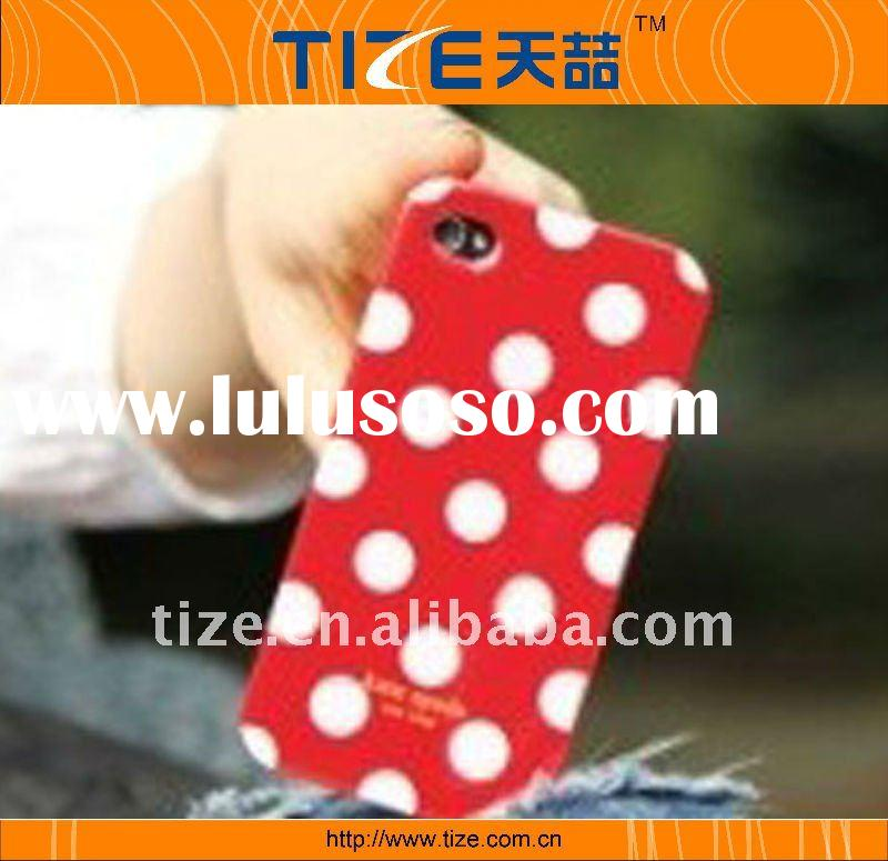 Hot sell speck TPU case for iphone 4g with new IML Technology TZ-SC010