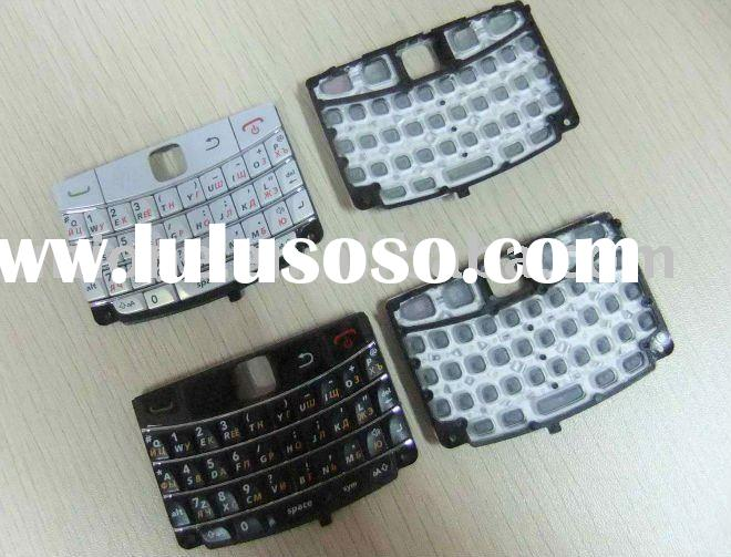 Hot selling Mobile Phone Russia/Arabic keypad for BlackBerry 9700