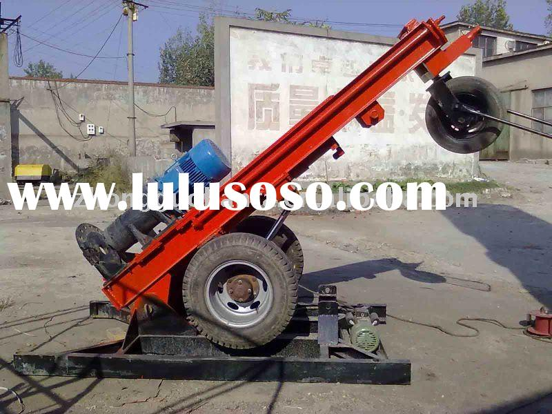 Hot selling ! easy movement HF150A small air DTH water well drilling rig