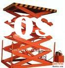 Hydraulic Stationary Scissor Lift/cargo elevator
