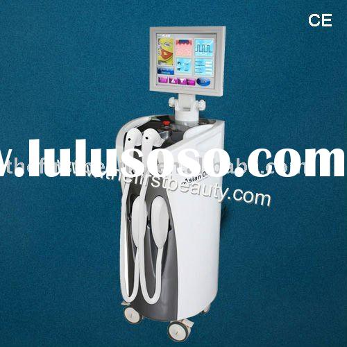 IPL &808 Diode laser beauty equipment with CE certification( hot sale!!!)