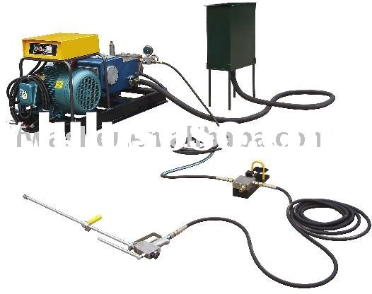 Industrial high pressure washer,drain cleaner,pipe cleaner,water jet machine,jet pump