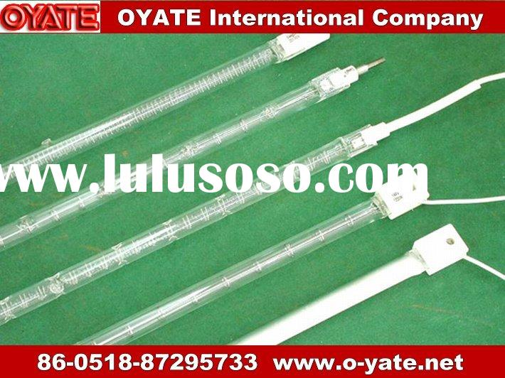 Infrared Halogen Heat Lamps (Ceramic Base) and Quartz Tube Heater