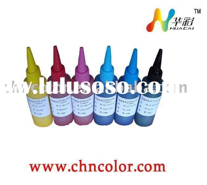 Inkjet pigment ink for Epson Stylus Photo PX720WD