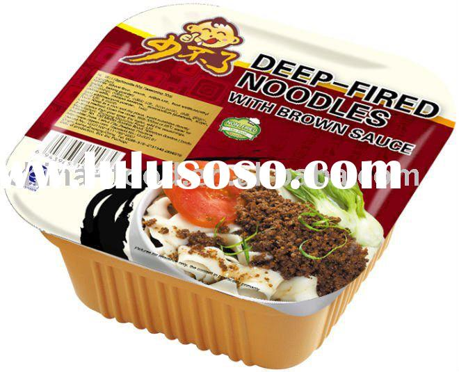 Instant noodles/Deep-fired Noodles With Brown Sauce