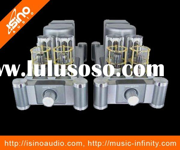 Intergated Power Tube Amplifier, Two Mono Blocks