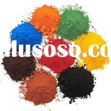 Iron Oxide Pigment Red/Yellow/Blue/Brown/Black/Green