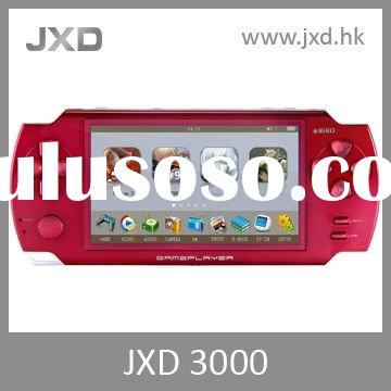 JXD brand new design 3d game player game console