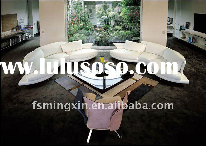 JZ-0955 modern living room design furniture sofa set