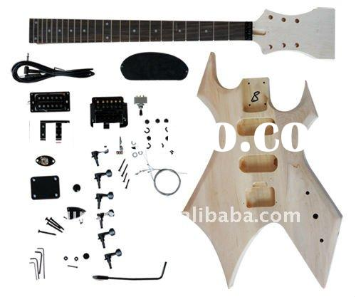 Kahler Tremolo DIY Electric Guitar Kit GK SBG K13