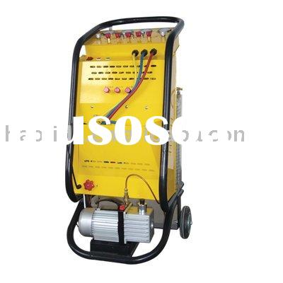 LM-2 Model A/C Refrigerant Recovery & Charging Machine