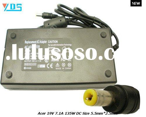 Laptop Universal Charger for Acer 135W 19V 7.1A