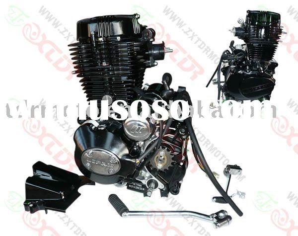 LiFan-250CC air-cooled Vertical Motorcycle engine