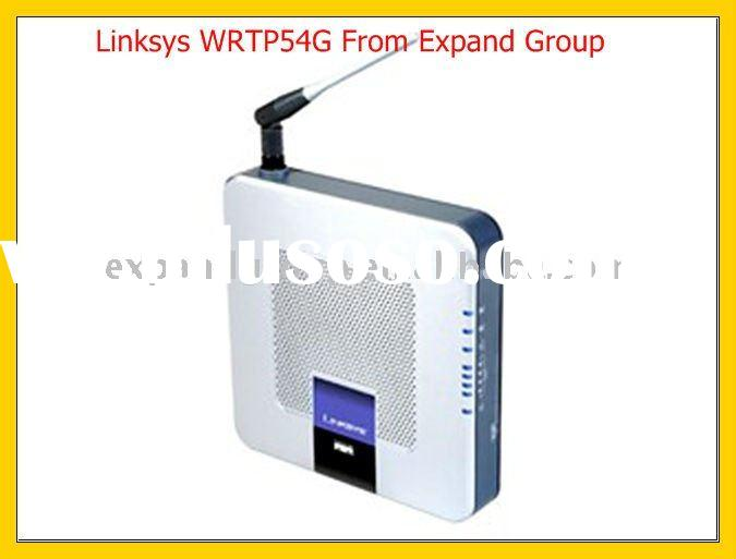 Linksys Wireless VoIP Router Linksys WRTP54G