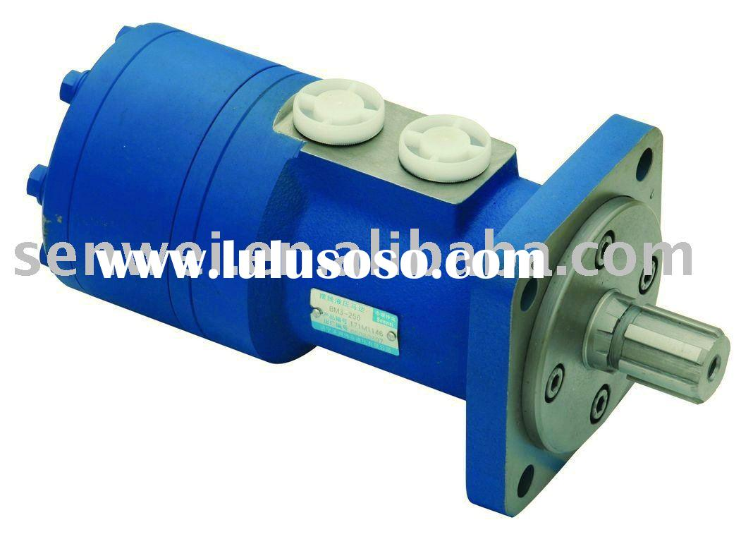 Low Speed High Torque Hydraulic Motors Equivalent To Sai