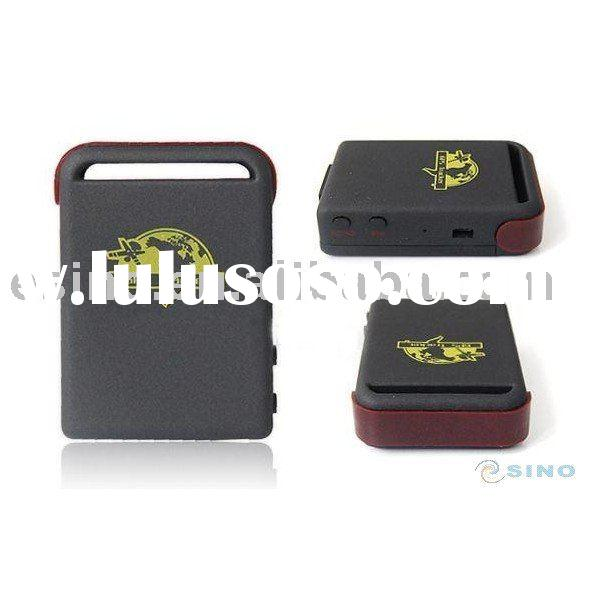 MINI GLOBAL REAL TIME GSM/GPRS/GPS TRACKING DEVICE - TK102