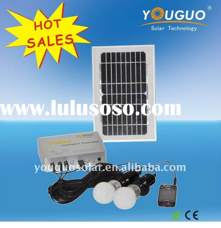 MINI Home solar panel kits