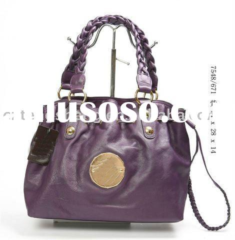 MOQ1(Free Shipping)- Guaranteed 100% Genuine Leather replica handbag,Brand Designer Handbags NO.7546