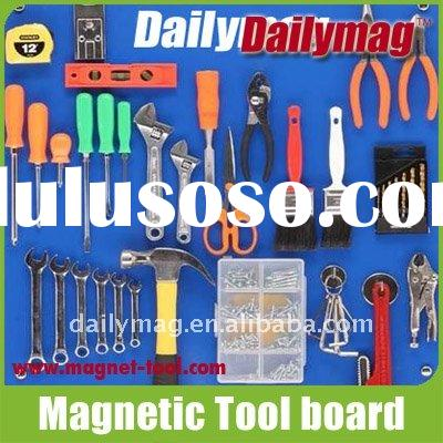 Magnetic Tool board, Magnetic Tool Holder System