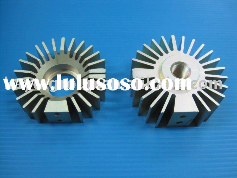 Manufacturer in producing led heat sink parts for Medical service