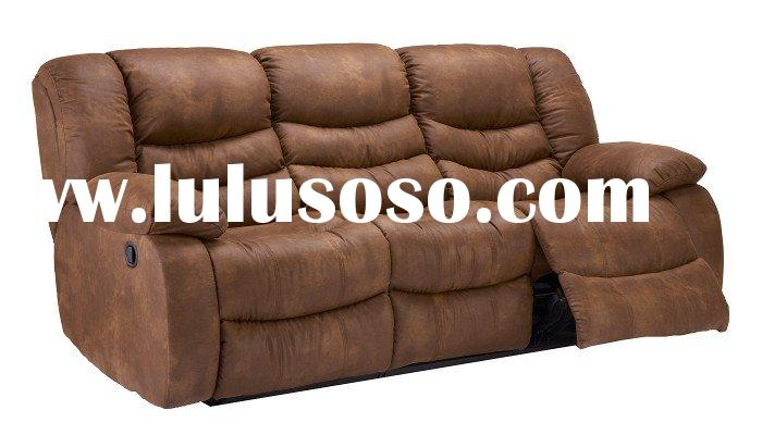 Maxwell Collection Dark Brown 3 Pc Sectional Sofa