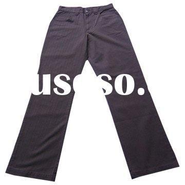 Men's Cotton Casual Pants
