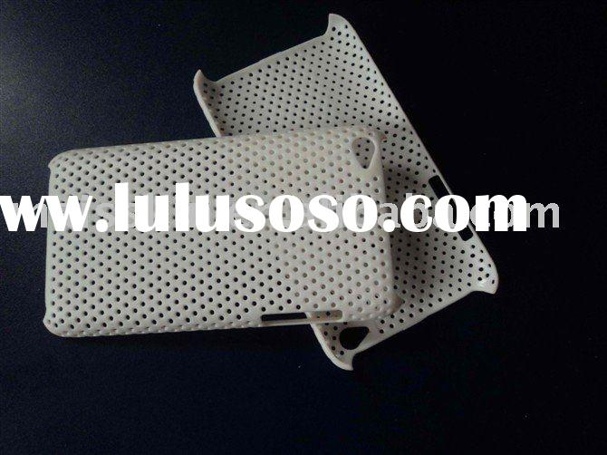 Mesh hard case cover for apple ipod itouch touch 4 4gen