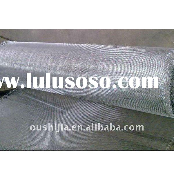 Micron stainless steel mesh screen(factory)