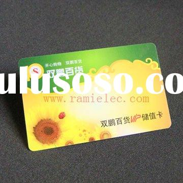 Mifare RFID Card for Access Control