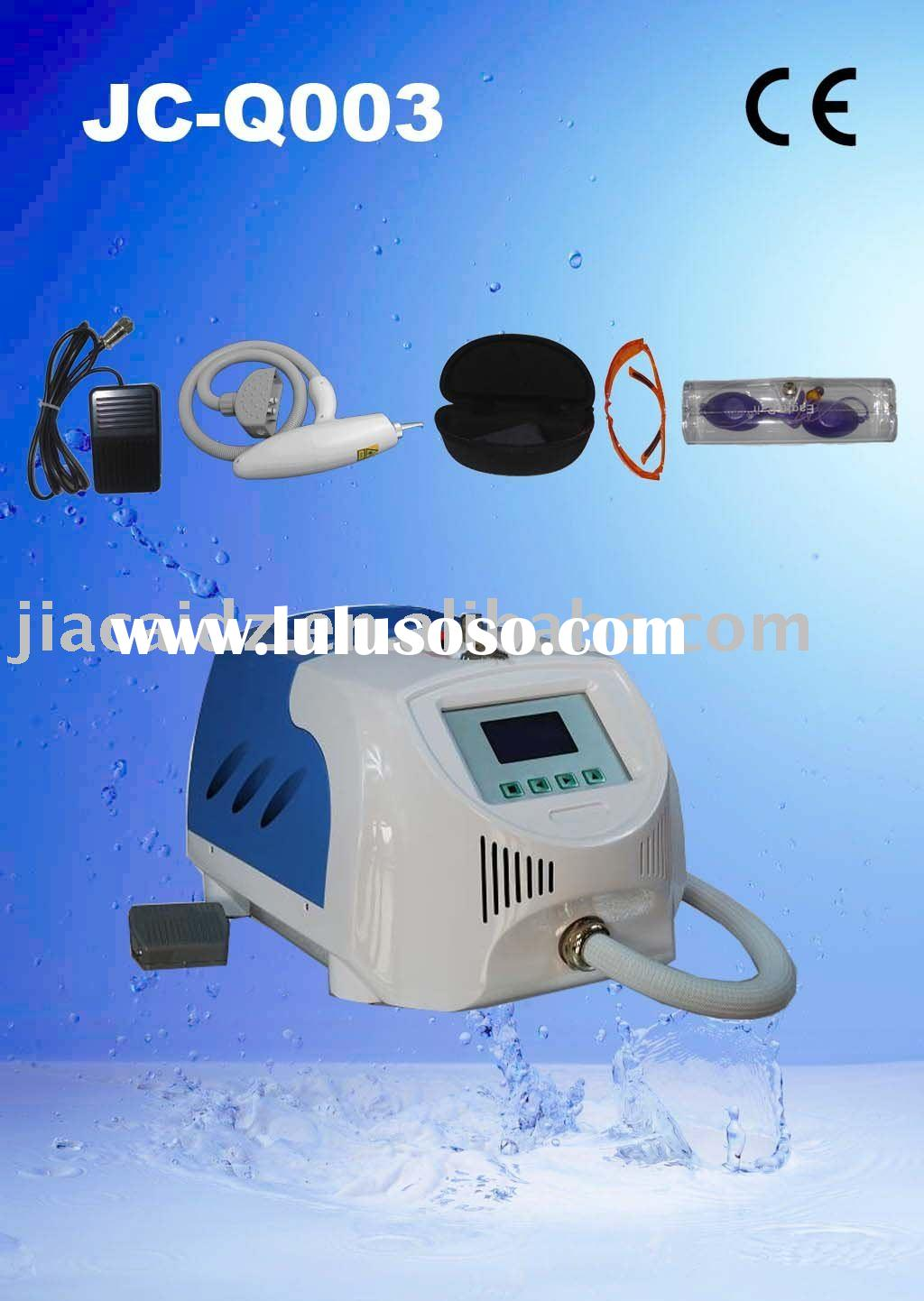 Mini-Portable Laser Tattoo Removal Machine