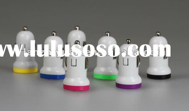 Mini USB for iPhone Car Charger