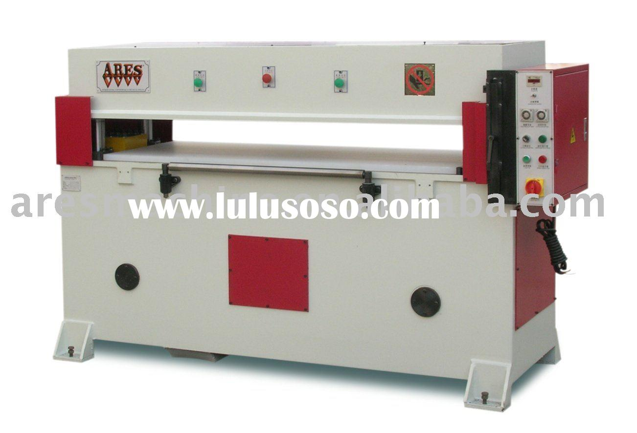 Mod.PC-P50 Precise Hydraulic Four-column Plane Cutting Machine / clicking press / die cutting machin