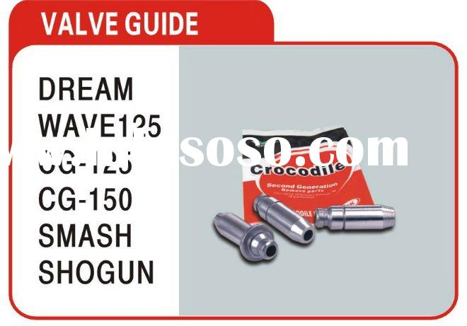 Motorcycle valve guide