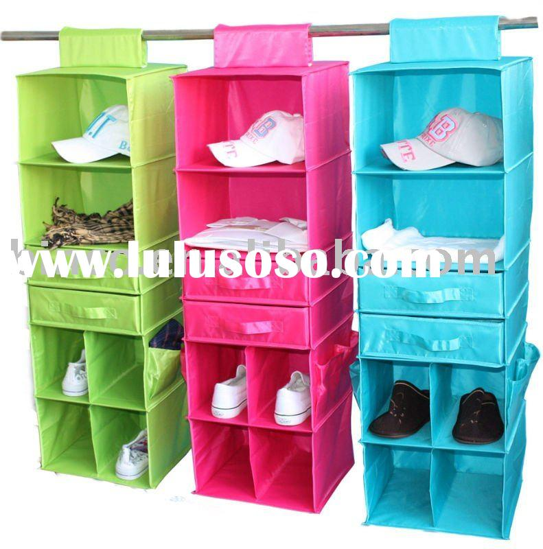 Multifunction Hanging Closet/Storage Organizer