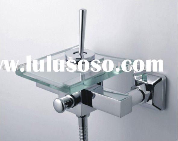 NEW Bath Tub Shower Faucet Waterfall QH0801W