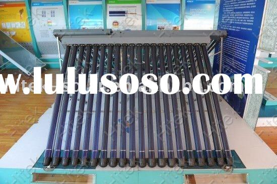 NSC-70 Vacuum Tube Solar Collector With Stainless Steel Frame