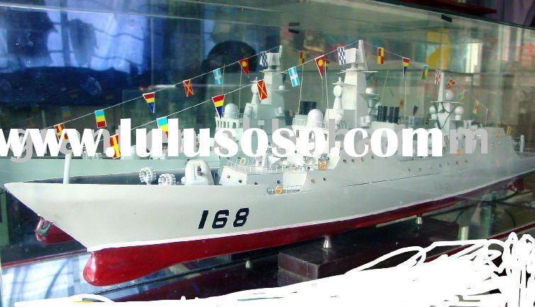 Naval craft/war model/scale ship model/quided missile model/warcraft model/capital ship model/cap th