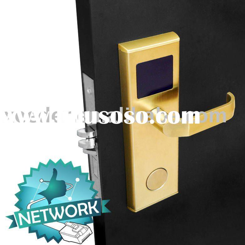 Networked lock