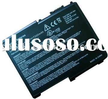 Notebook battery (CE,MSDS, ROHS,ISO9001:2000 certified) for ACER Aspire 1200 1203 1400 1600 Series B