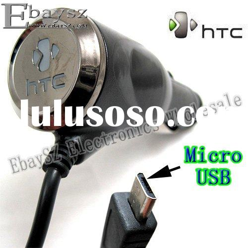 OEM MICRO USB CAR CHARGER FOR HTC HD2