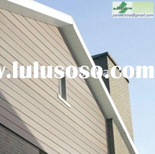 Outdoor Wooden Composite Wall Panel