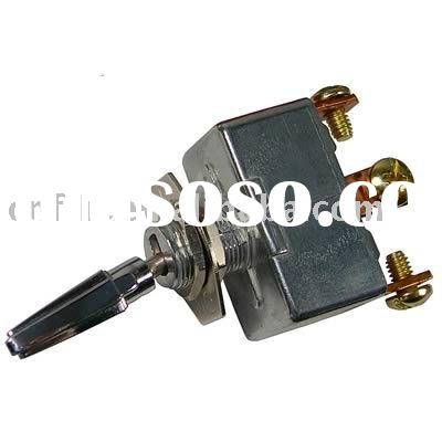 PICO wiring 5543PT Toggle switch Momentary Steel Chrome