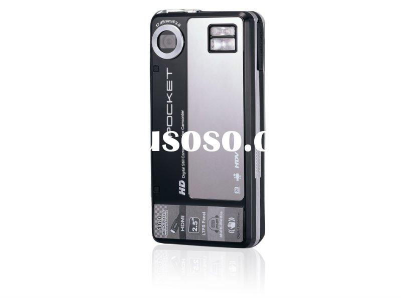 PROTAX/OEM Pocket HD Digital Camera/Camcorder/Video HD1