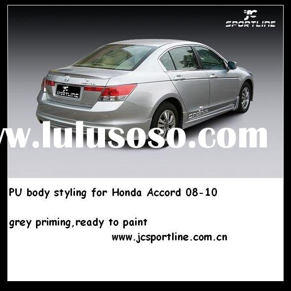 PU Mugen Auto car body kitsFor honda Accord Sedan